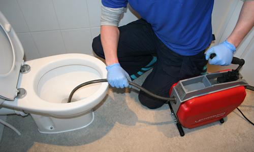 Αποφραξη τουαλετας Κολωνος