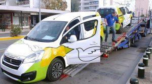 Ηλεκτροκίνητα αυτοκίνητα του Δήμου Περιστερίου